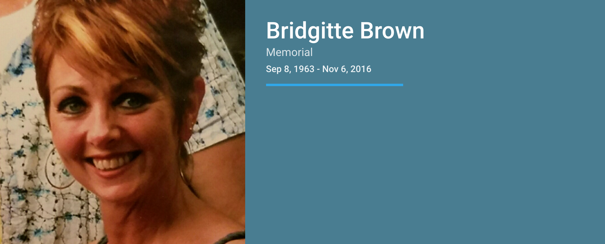 Bridgitte Brown
